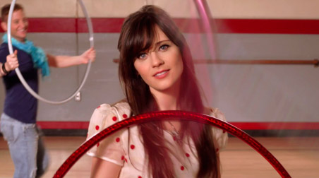 Zooey Deschanel no novo clipe do She and Him